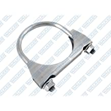 "Walker (32212) 2-1/2"" Heavy Duty Slotted U-Bolt Exhaust Clamp"