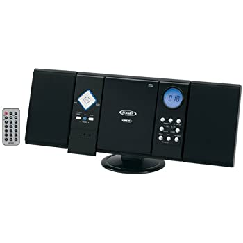 Amazon Com Gpx Hc221b Compact Cd Player Stereo Home Music