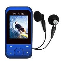 Impecca Riptunes 4Gb Mp3 Player - Blue