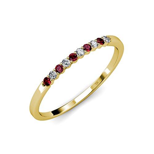 Gold 0.30 Ct Tw Diamond - 6
