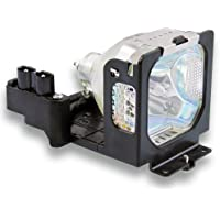 Sanyo 6103077925 Replacement Projector Lamp bulb with Housing Compatible Lamp