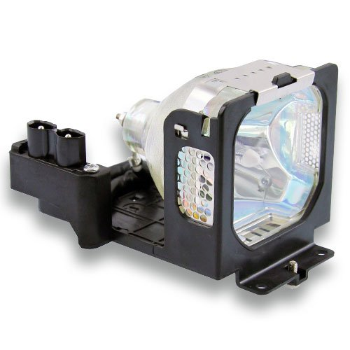 FI Lamps for POA-LMP65 POA-LMP65 / 610-307-7925 Replacement Lamp with Housing for Eiki Projectors