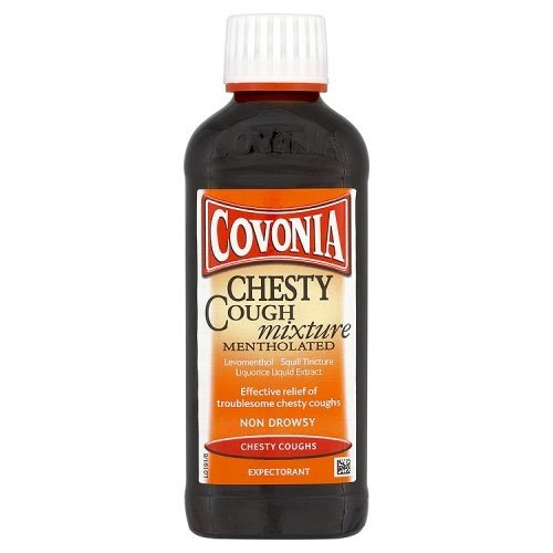 how to clear a chesty cough naturally