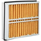 Eco-Aire 21x27x5 MERV 11, Pleated Air Filter, 21x27x5, Box of 2, Made in the USA