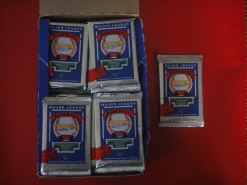 (1)-1989 Upper Deck Low Series Baseball Pack Fresh From B...