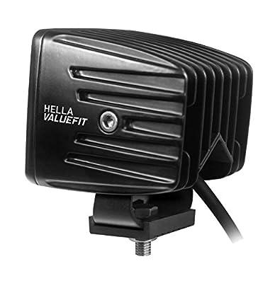 HELLA 357204831 Value Fit Cube Flood Beam Kit (4 LED)