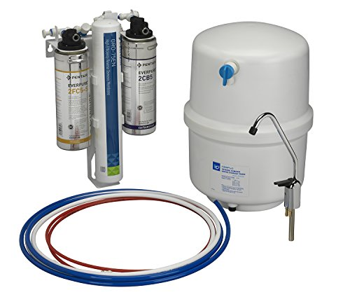 Everpure EV9975-10 LVRO-75HE Reverse Osmosis System with Faucet