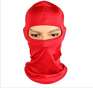 Easyinsmile Balaclava Face Mask Full Protection for Face and Neck Outdoor Windproof Bike Motorcycle Helmet Ski Mask Driving Sport Mask Blue