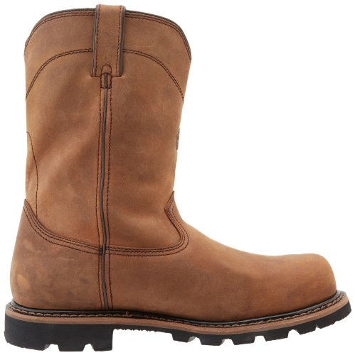 Justin Original Work Boots Mens Worker Two Met Guard Boot Boot Wyoming Waterproof
