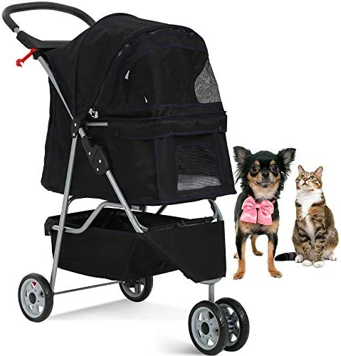 Stroller Strolling Removable Capacity Small Medium
