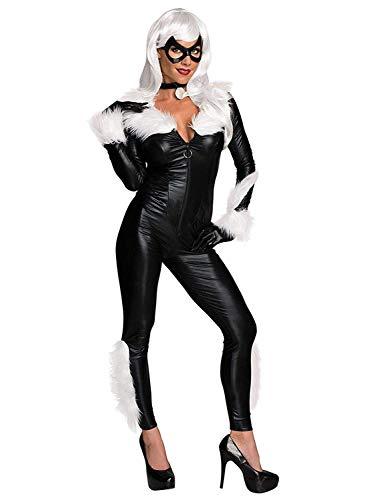 Rubie's Costume Secret Wishes Women's Marvel Universe Black Cat Costume, Black, Large]()
