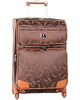 Diane Von Furstenberg Luggage Signature 24 Inch Expandable Spinner