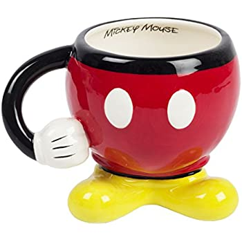 Amazon Com Disney Mickey Mouse Steamboat Willie Mug With