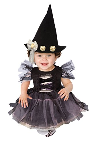 Lace Witch Infant Costume - 0-9 Months (Witch Costume Ideas Adults)