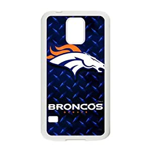 Happy NFL Broncos Cell Phone Case for Samsung Galaxy S5