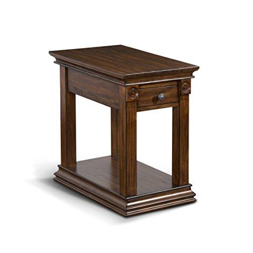 Sunny Designs 3243AC-CS Savannah Chair Side Table