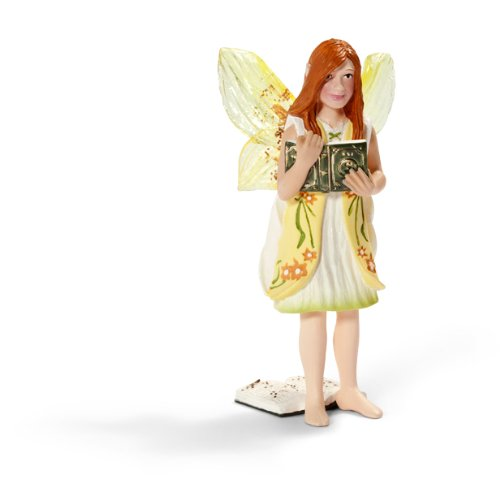 Schleich Fine Daffodil Elf (Stylish Woman Figurine)