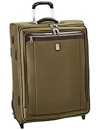 Travelpro Platinum Magna 2 26 Inch Express Rollaboard Suiter, Olive, One Size