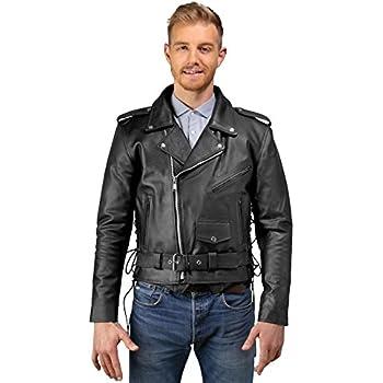 Amazon.com: Nomad USA Classic Biker Jacket (L): Automotive