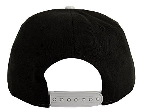 size 40 f651f 19f41 Amazon.com  New Era Oakland Raiders PIN SNAP 9Fifty Snapback NFL Adjustable  Hat  Clothing