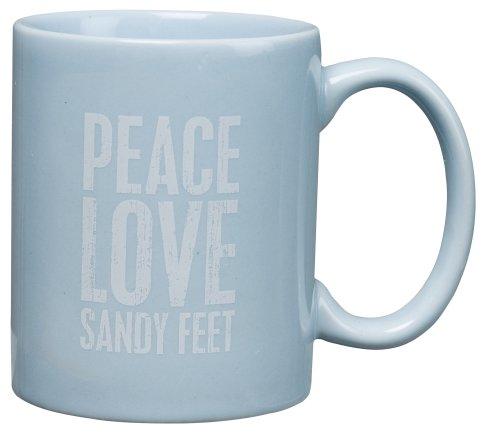 Beach House Blue Coffee Peace product image