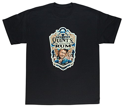 T-Shirt Bordello Quint's Blackwater Rum Men's Shirt