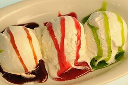 Gr 1900 Salsa Para Repostería Gusto caramelo para copas helado y repostería Topping Junta y ricopertura: Amazon.es: Alimentación y bebidas