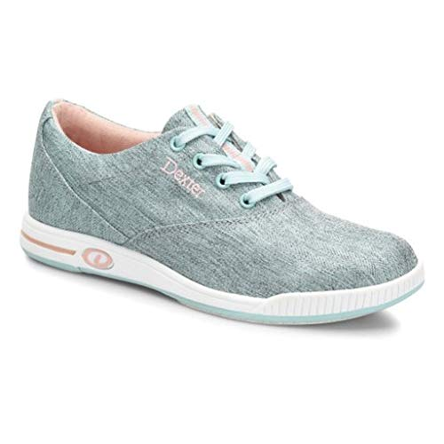 Dexter Womens Kerrie Mint Bowling Shoes 6.5 M US