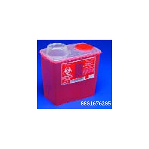 (COVIDIEN/KENDALL MONOJECTTM SHARPS CONTAINERS)