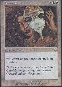 Magic: the Gathering - Ivory Mask - Mercadian Masques