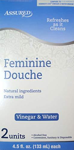 Vinegar Water - 2 Pack Assured Vinegar & Water Douche (2)