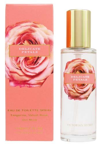 (Victoria's Secret Garden Delicate Petals Eau De Toilette Spray 1 fl oz (30 ml))