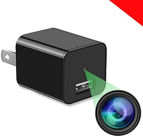 Spy Camera Charger - Hidden Camera - Premium HD 1080P - Best Spy Charger - USB Charger Camera - Hidden Spy Camera - Camara Espia - Nanny Camera - Mini Spy Camera - Hidden Cam - Surveillance Camera