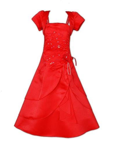 Rosso Damigella D'onore Cinda Cinda Damigella Cinda Rosso D'onore 4OFqxHSw