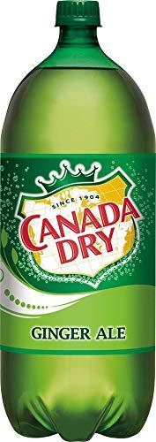 Canada Dry Ginger Ale, 2 Liter Bottle