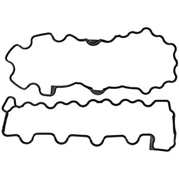 NewYall Set of 2 Left /& Right Engine Valve Cover Gasket