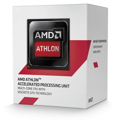 AMD Athlon 5350 AD5350JAHMBOX 2.05 GHz Quad-core Desktop Processor