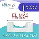 ISIPUP BANCO PARA BAÑO auxiliar en el tratamiento y prevención de hemorroides, estreñimiento, colitis etc. Producto hecho en Mexico.