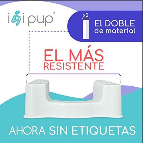 ISIPUP BANCO PARA BAÑO auxiliar en el tratamiento y prevención de hemorroides, estreñimiento, colitis etc. Producto hecho...