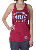 Calhoun NHL Junior Ladies' Distressed Flowy Racerback Cover Up