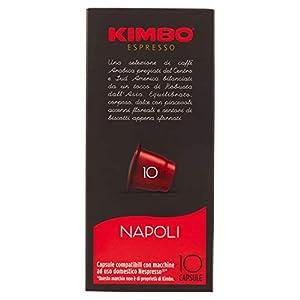 Kimbo Napoletano Miscela Di Caffè, 58 g