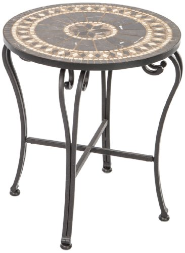 alfresco-home-gibraltar-indoor-outdoor-marble-mosaic-side-table