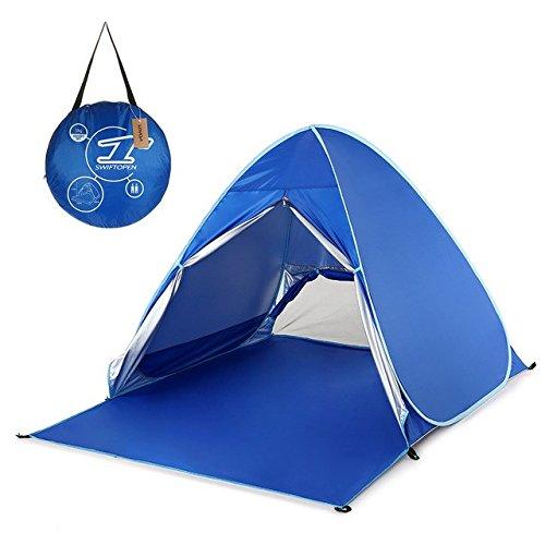 Utomatic Zelt UV Schutz Outdoor Camping Zelt Instant Pop Up Strand Zelt Leichte Sun Shelter Zelte Cabana Markise