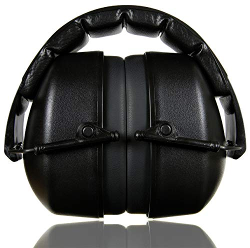 ClearArmor 141001 Shooters Hearing Protection Safety Ear Muf