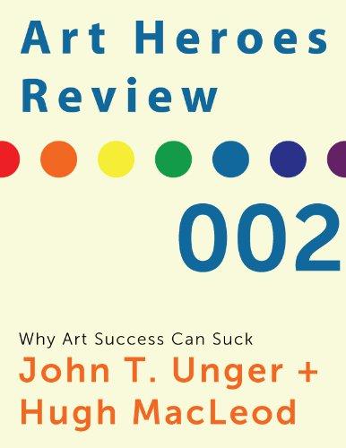 Art Heroes Review No.2 Conversation with Hugh MacLeod por John T. Unger