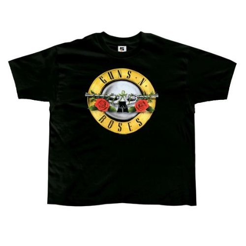 Guns N' Roses - Baby-boys Appetite Toddler T-shirt 2t Black