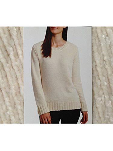 Orvis Chenille - Orvis Ladies' Chenille Sweater (M, White)
