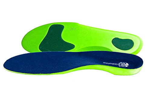 Plantar Fasciitis Support Shoe Insoles-Good Podiatrist Orthotics Inserts-New Comfort Relief For Flat Feet-High Arches-Fascia-Ankle-Backache-Standing Foot Pain -Men or - Good Running