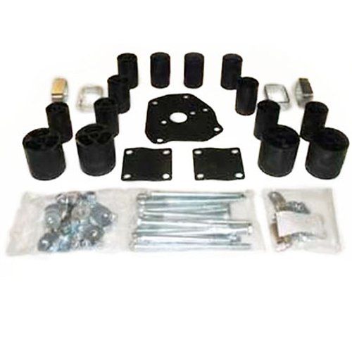Performance Accessories (5503M) Body Lift Kit for Toyota Pick-Up Trucks ()