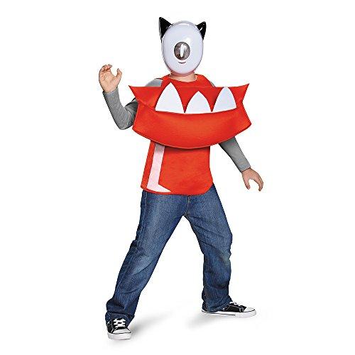 [Disguise Infernite Vulk Classic Costume, Medium (7-8)] (Mixel Costumes)